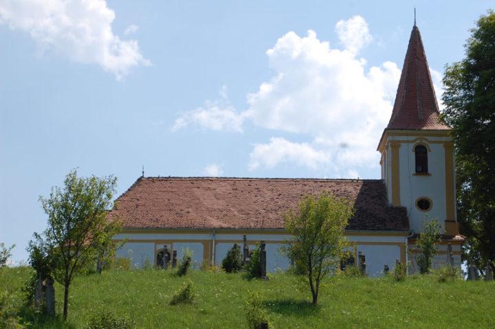"""Fofeldea, biserica """"Sf. Vasile"""""""