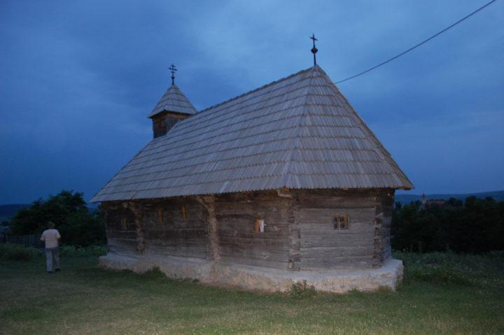 """Cuciulata, Biserica de lemn """"Cuvioasa Paraschiva"""""""