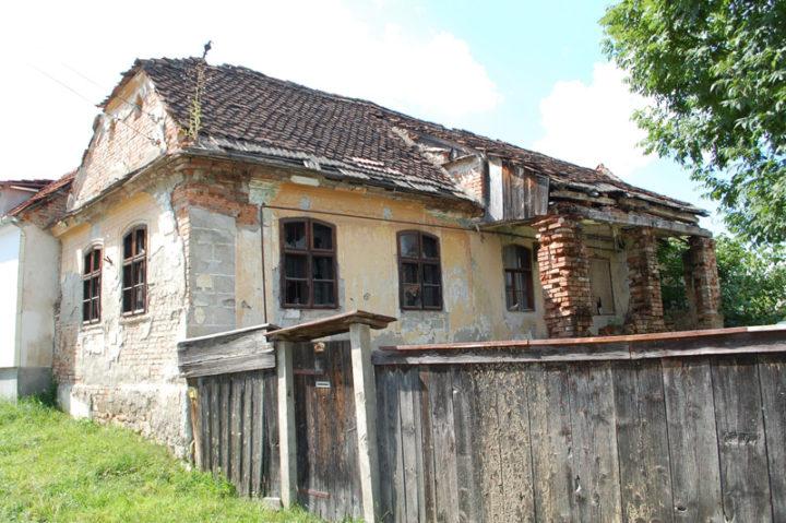 Săcele, casă tradițională