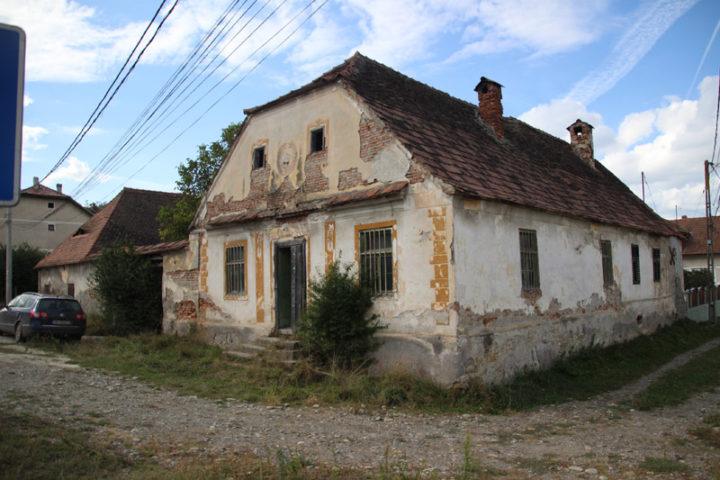 Viștea de Jos, hanul vechi