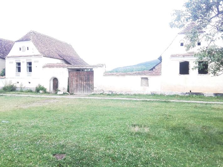 Criț, casă tradițională