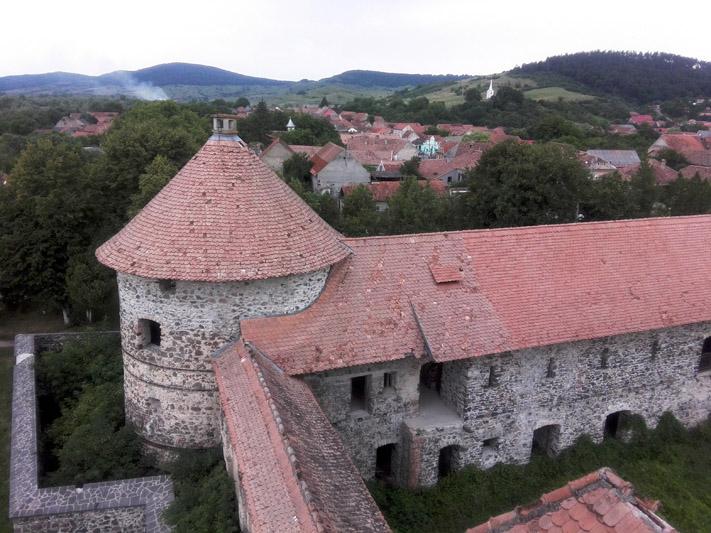 Racoș, ansamblul castelului Sukosd-Bethlen