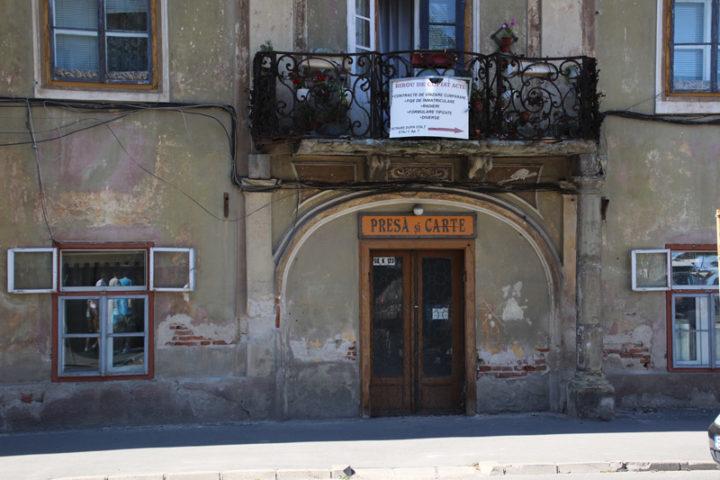 Sibiu, casa de vară Brukenthal