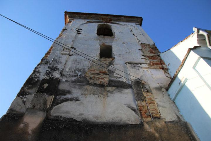 """Săsăuș, biserica """"Adormirea Maicii Domnului"""""""